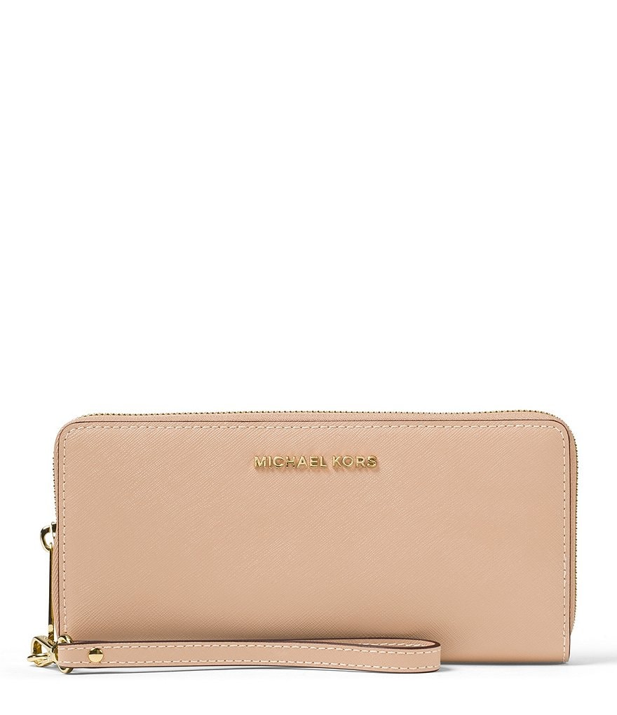MICHAEL Michael Kors Jet Set Continental Multifunction Phone Wallet