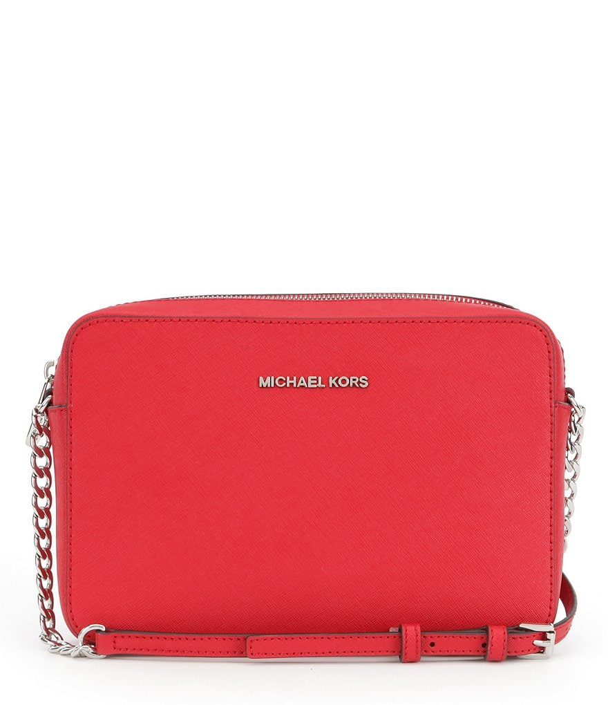 MICHAEL Michael Kors Jet Set Travel Large Chain Strap Cross-Body Bag