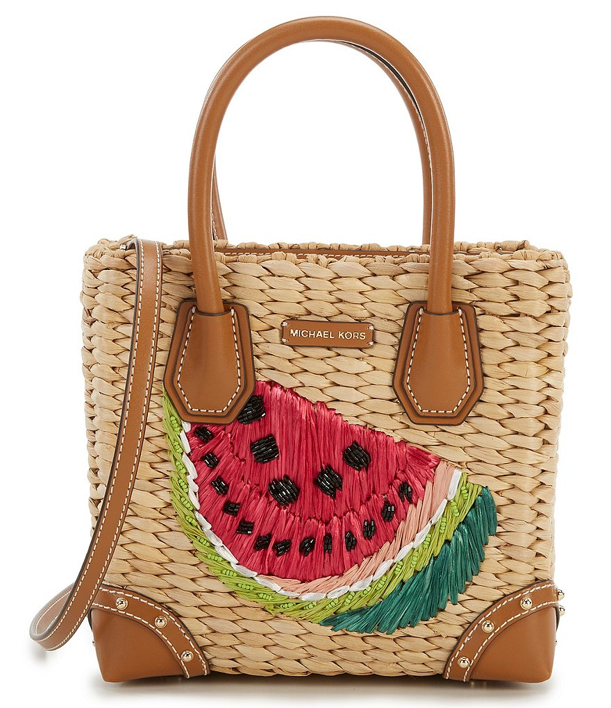 MICHAEL Michael Kors Malibu Watermelon Cross-Body Bag