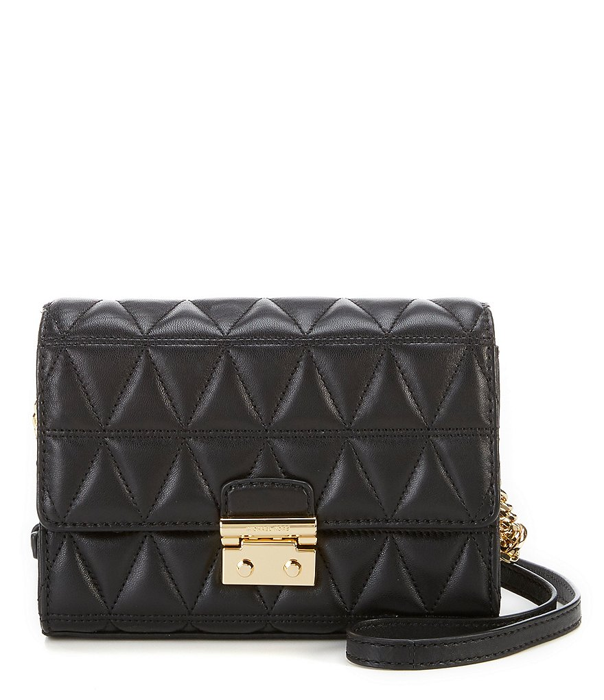 MICHAEL Michael Kors Ruby Quilted Clutch