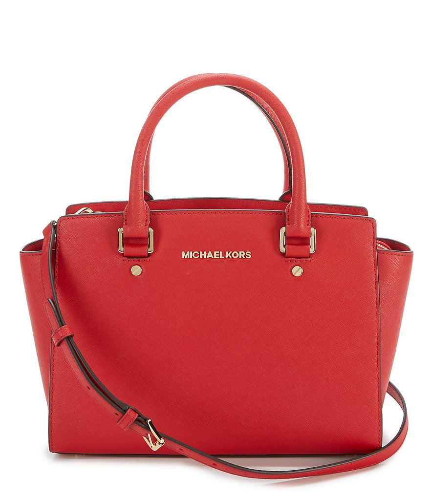 MICHAEL Michael Kors Selma Medium Convertible Satchel