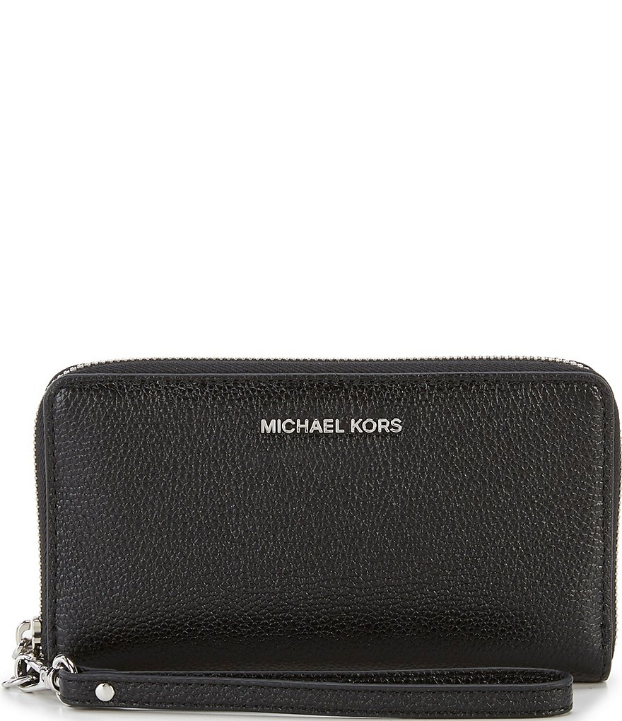 a6cd88fb7e3e MICHAEL Michael Kors Mercer Large Flat Multifunction Phone Wallet |  Dillard's