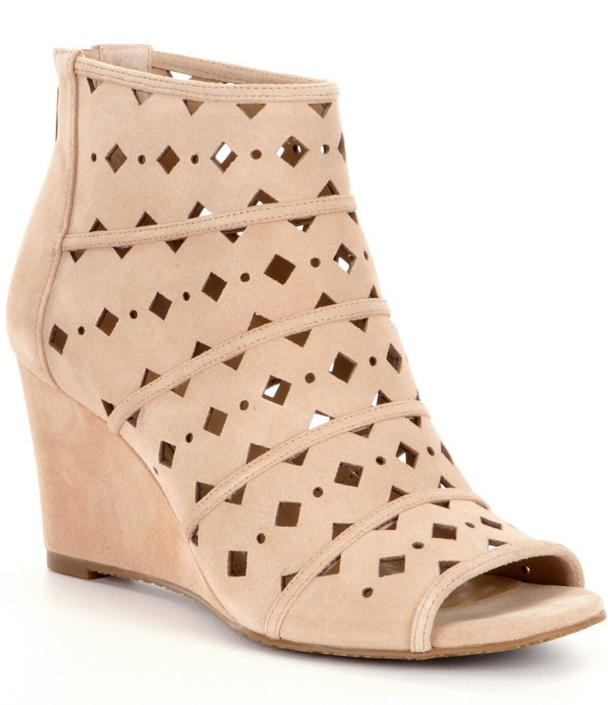 MICHAEL Michael Kors Uma Wedge Booties