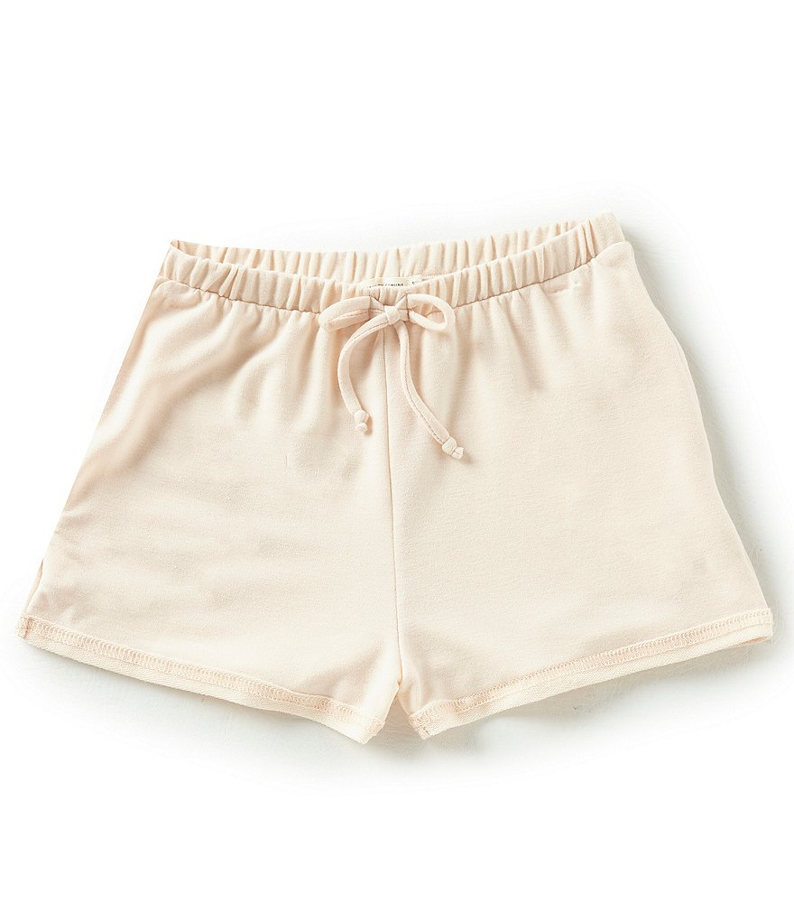 Michelle by Comune Big Girls 7-16 Emerson French Terry Shorts