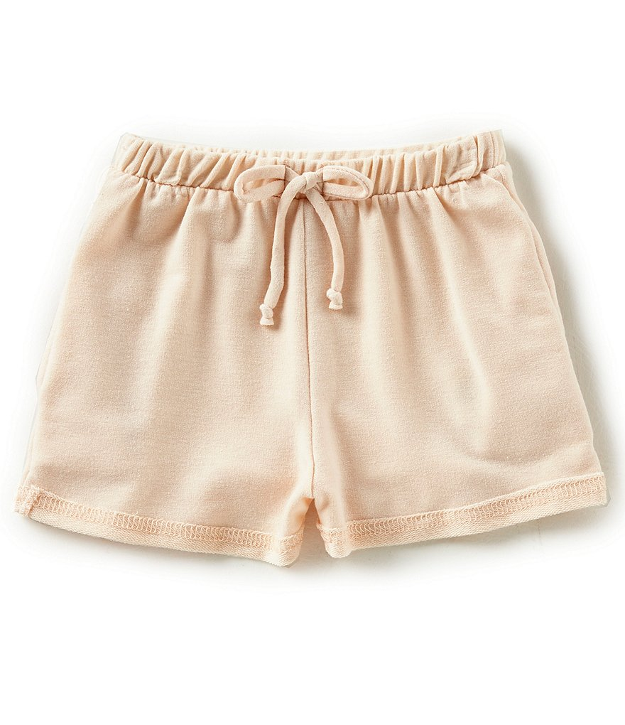 Michelle by Comune Little Girls 2-6X Emerson French-Terry Shorts