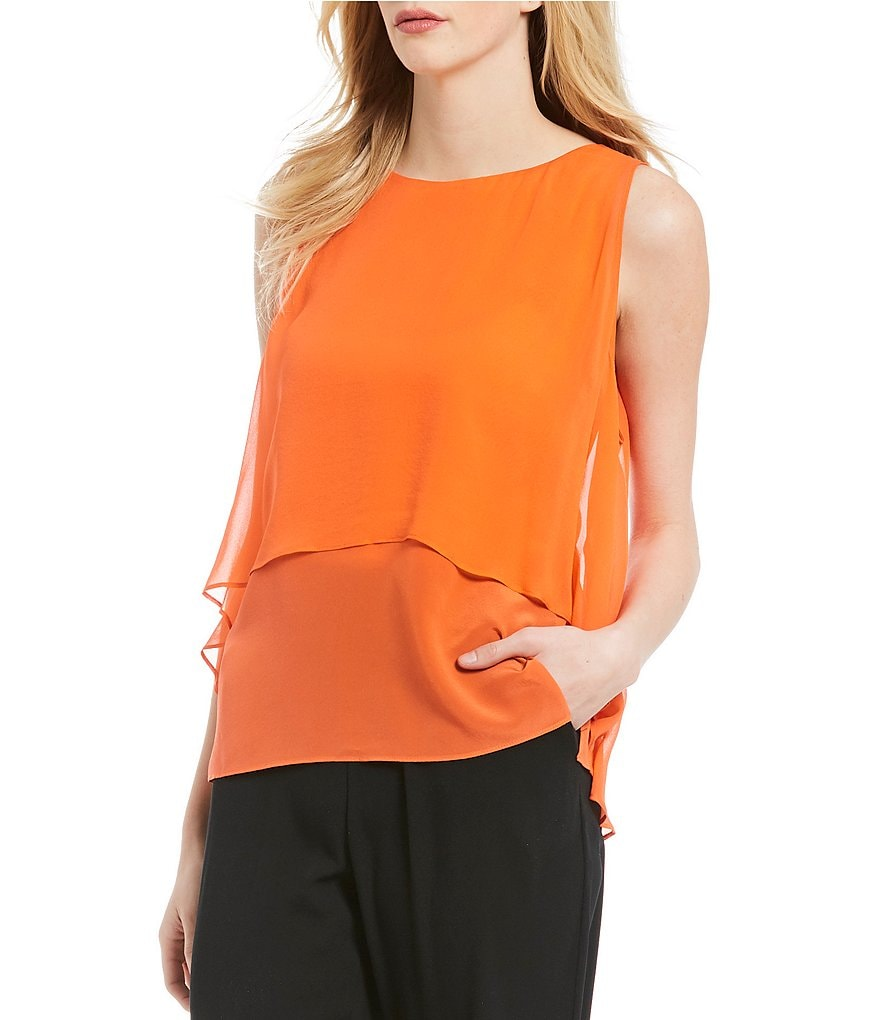 Mika Mindel Rose Cold Shoulder Blouse
