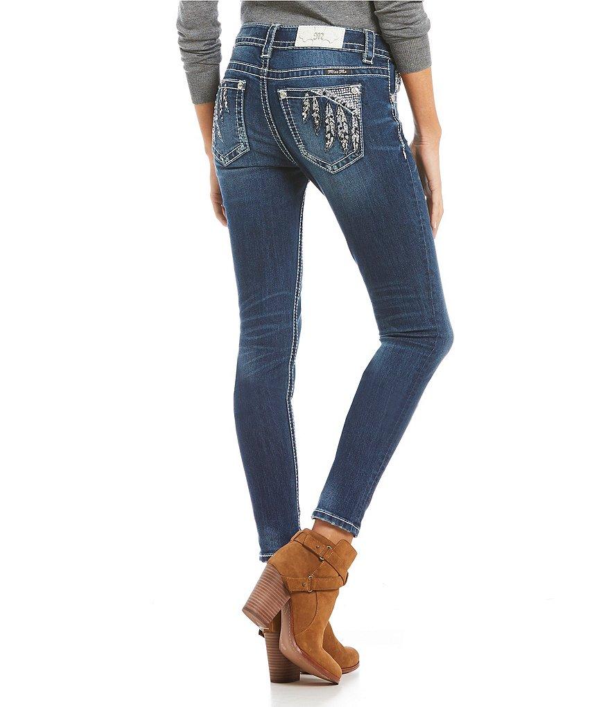 Miss me skinny jeans at dillards