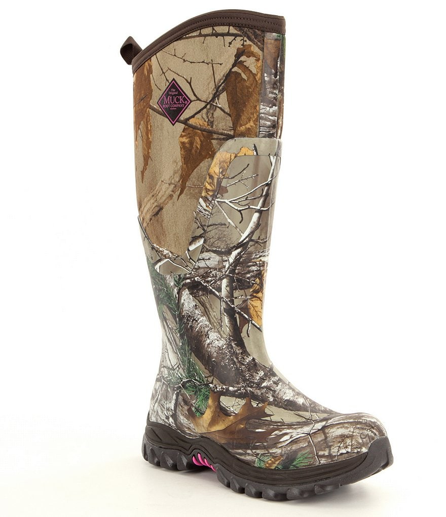 Muck Arctic Hunter Extreme-Conditions Tall Waterproof Hunting Boots