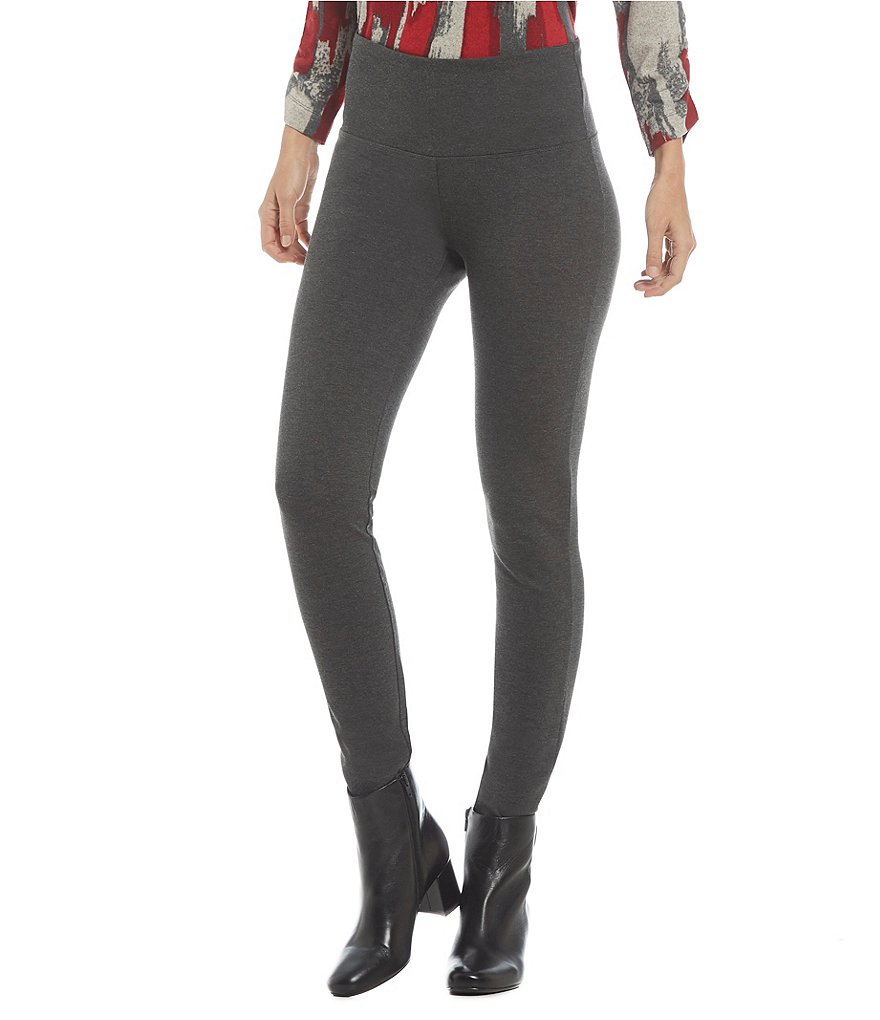 Multiples Pull-On Ponte Knit Legging