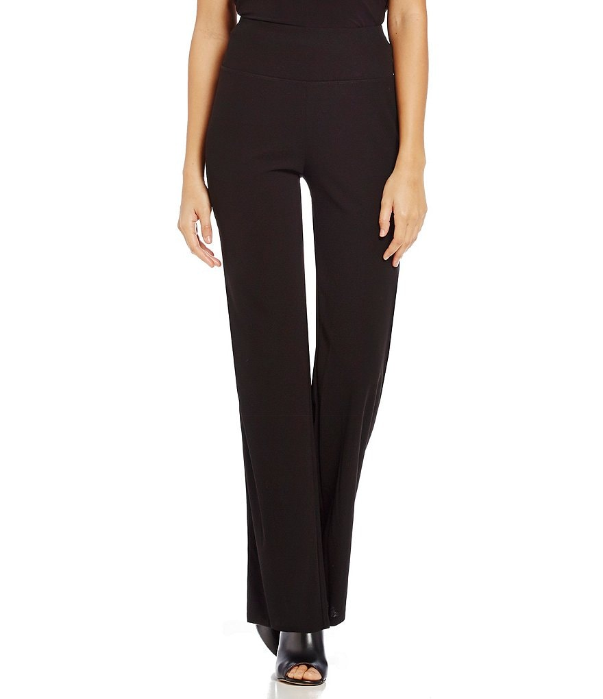 Multiples Pull-On Wide Leg Pant