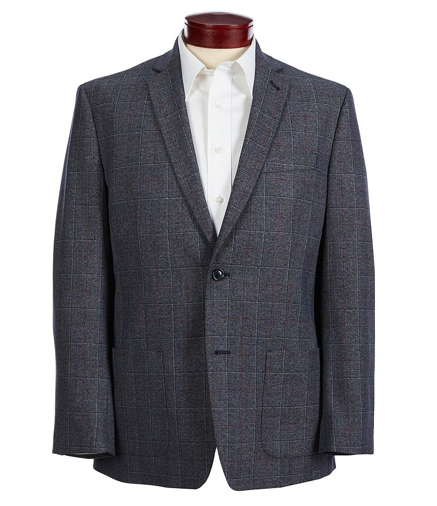 Murano Windowpane Blazer