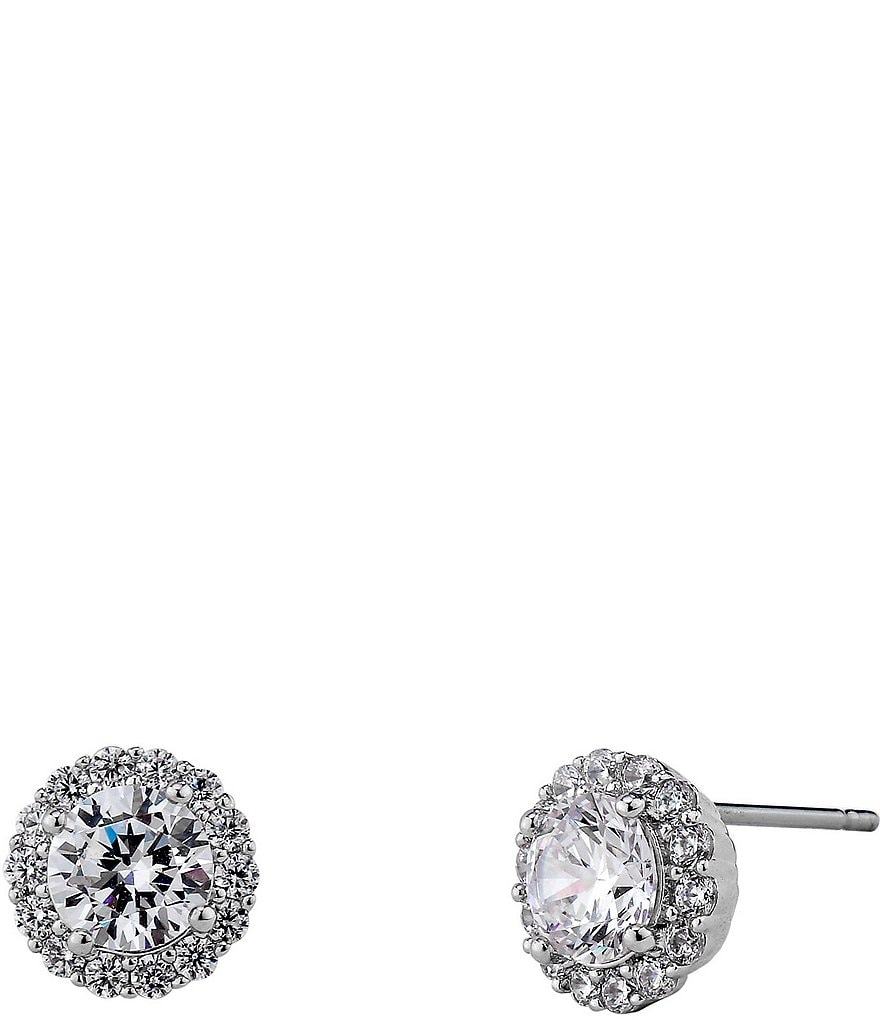 Nadri Crystal Pavé Stud Earrings