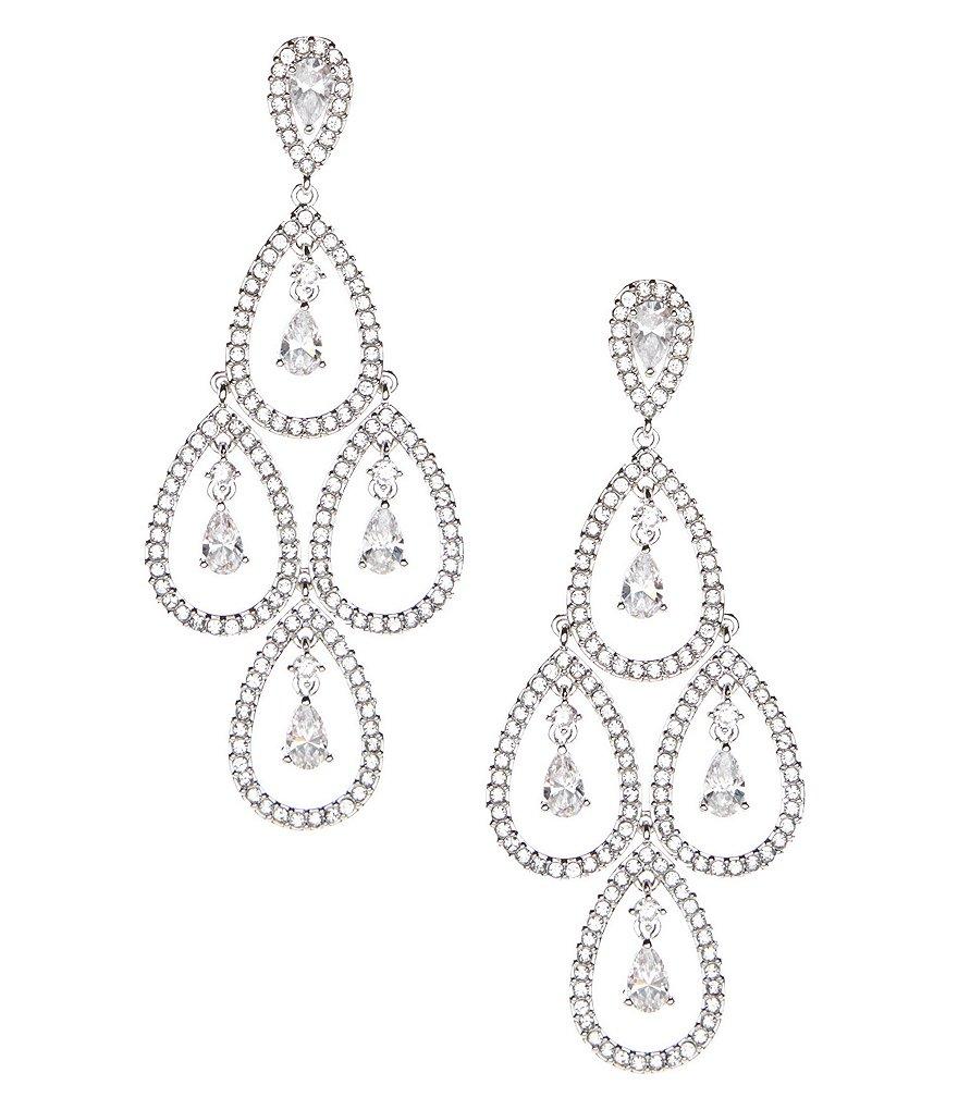 Nadri kite cubic zirconia chandelier statement earrings dillards nadri kite cubic zirconia chandelier statement earrings arubaitofo Choice Image