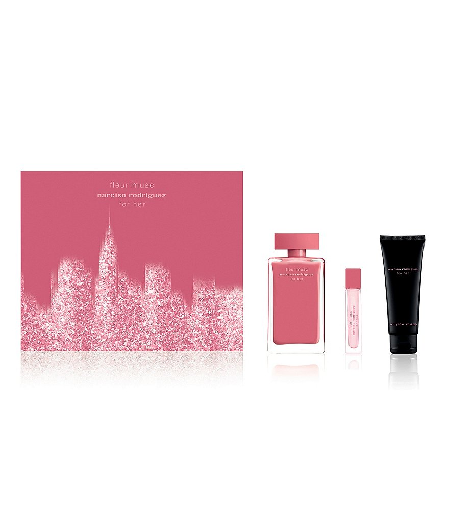 Narciso Rodriguez for Her Fleur Musc Gift Set