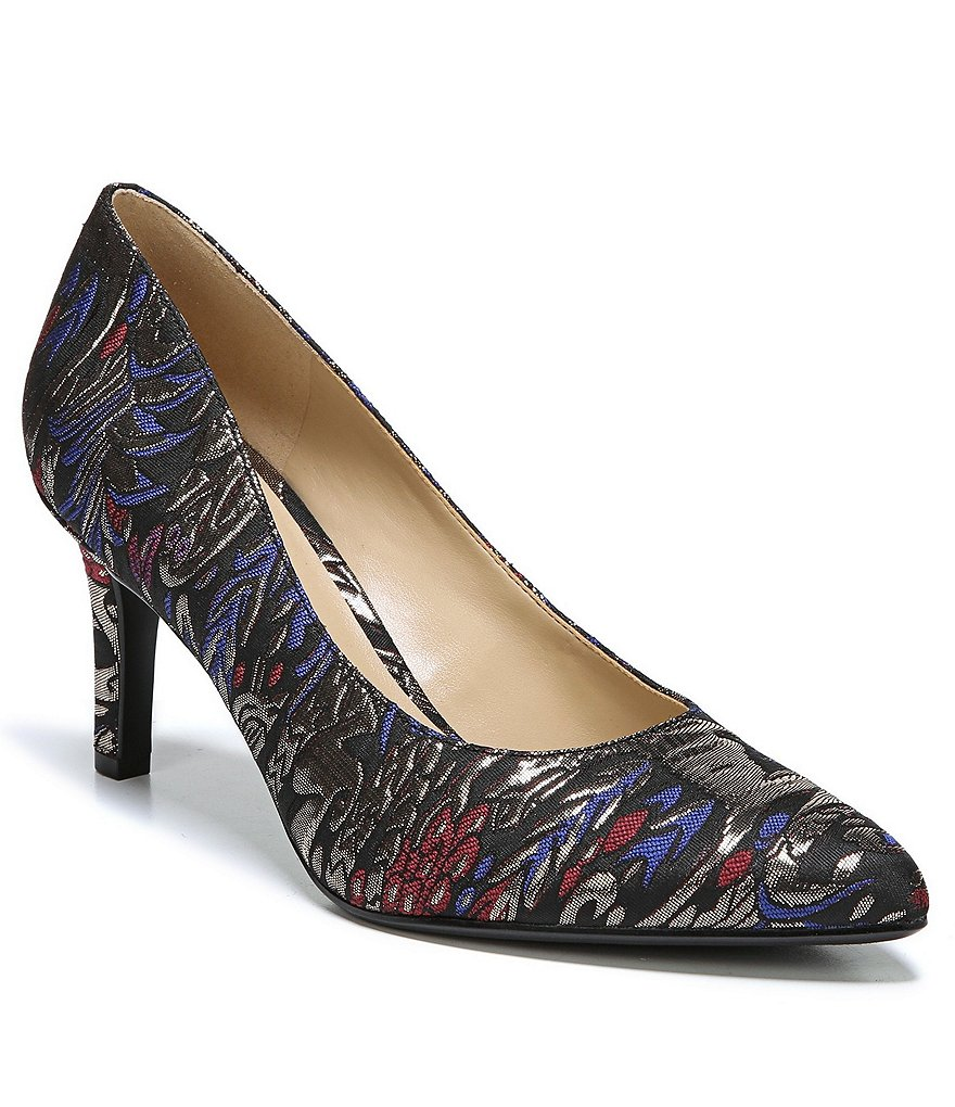 Naturalizer Natalie Brocade Fabric Pumps