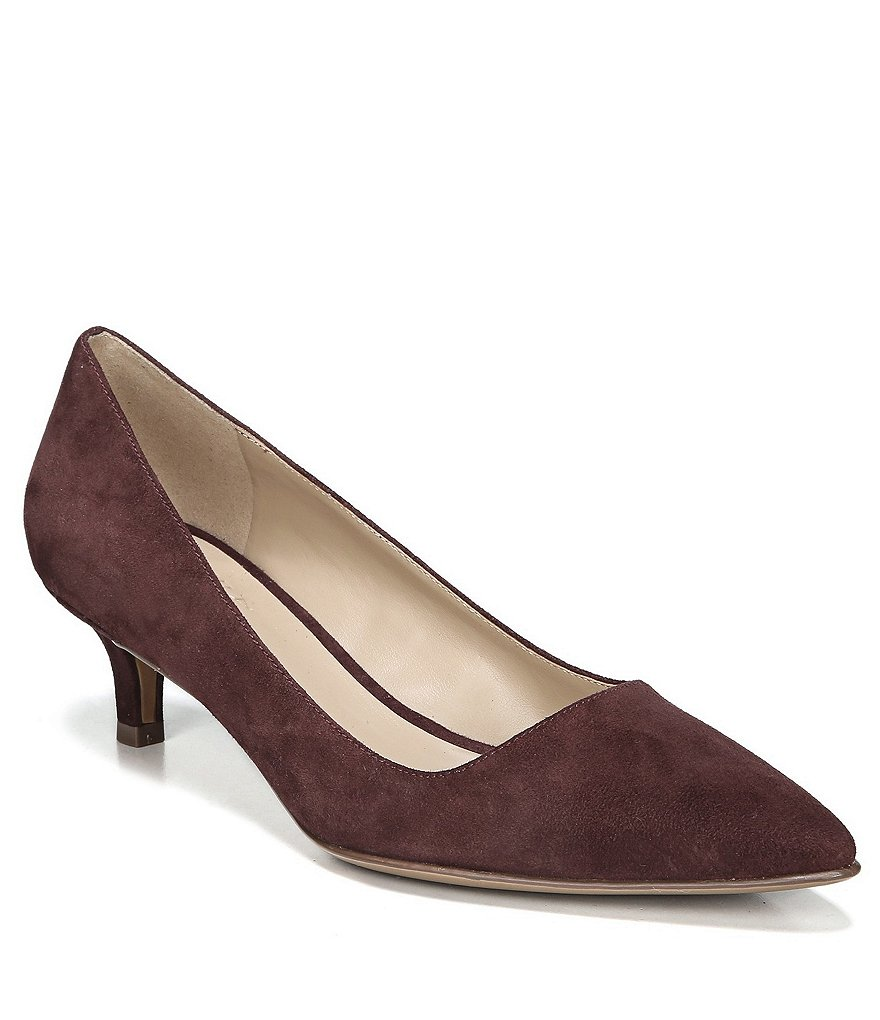 Naturalizer Pippa Suede Pumps