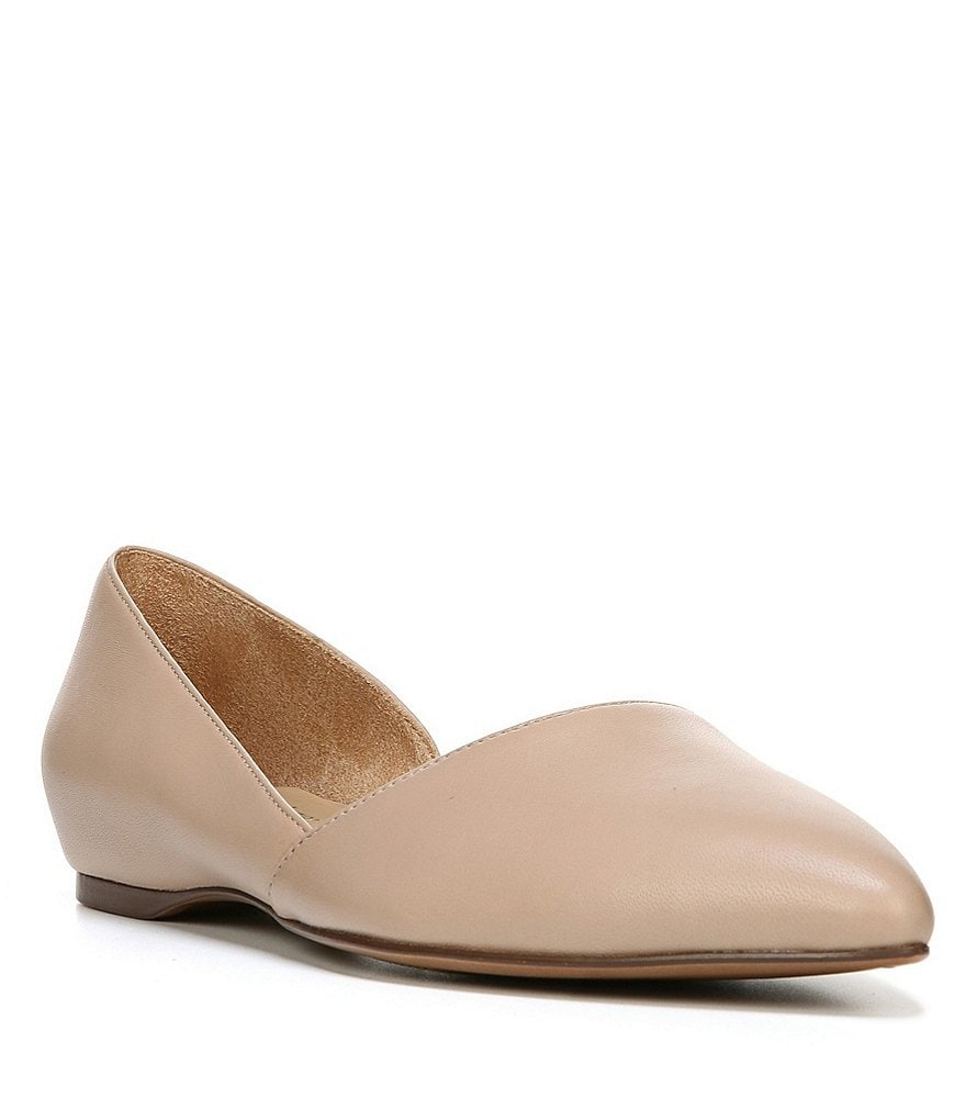 Naturalizer Samantha Leather Flats