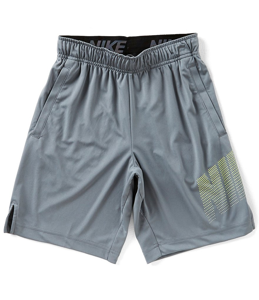 Nike Big Boys 8-20 Dri-FIT Training Shorts