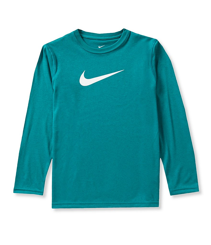 Nike Big Boys 8-20 Long-Sleeve Legend Shirt