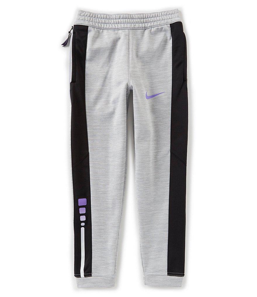 Nike Big Boys 8-20 Therma Elite Basketball Pants  6aa4de187