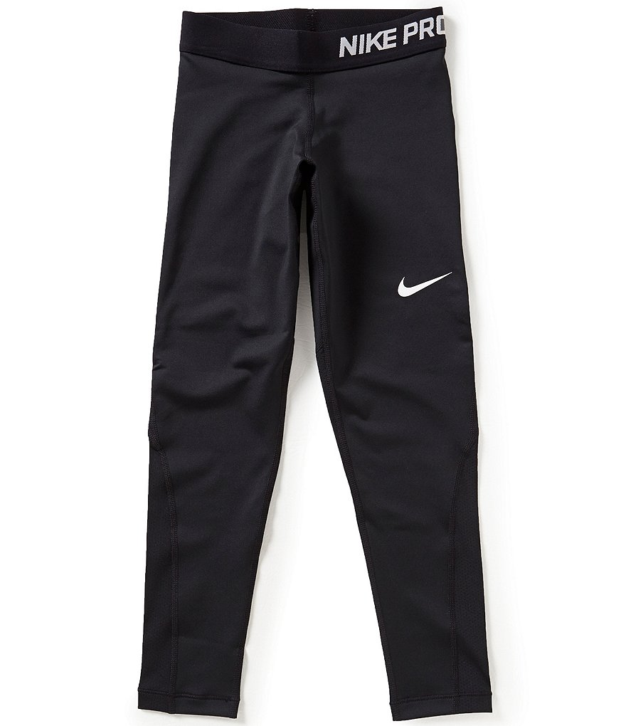 Nike Big Girls 7-16 Dri-FIT Cool Technology Capri Tights