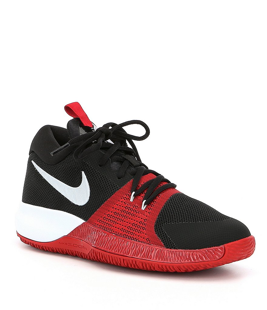 Nike Boys´ Zoom Assersion Basketball Shoes