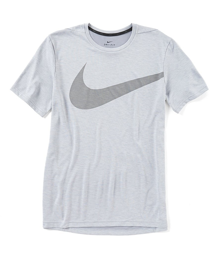 Nike Breathe Crew Neck Short-Sleeve Training Tee