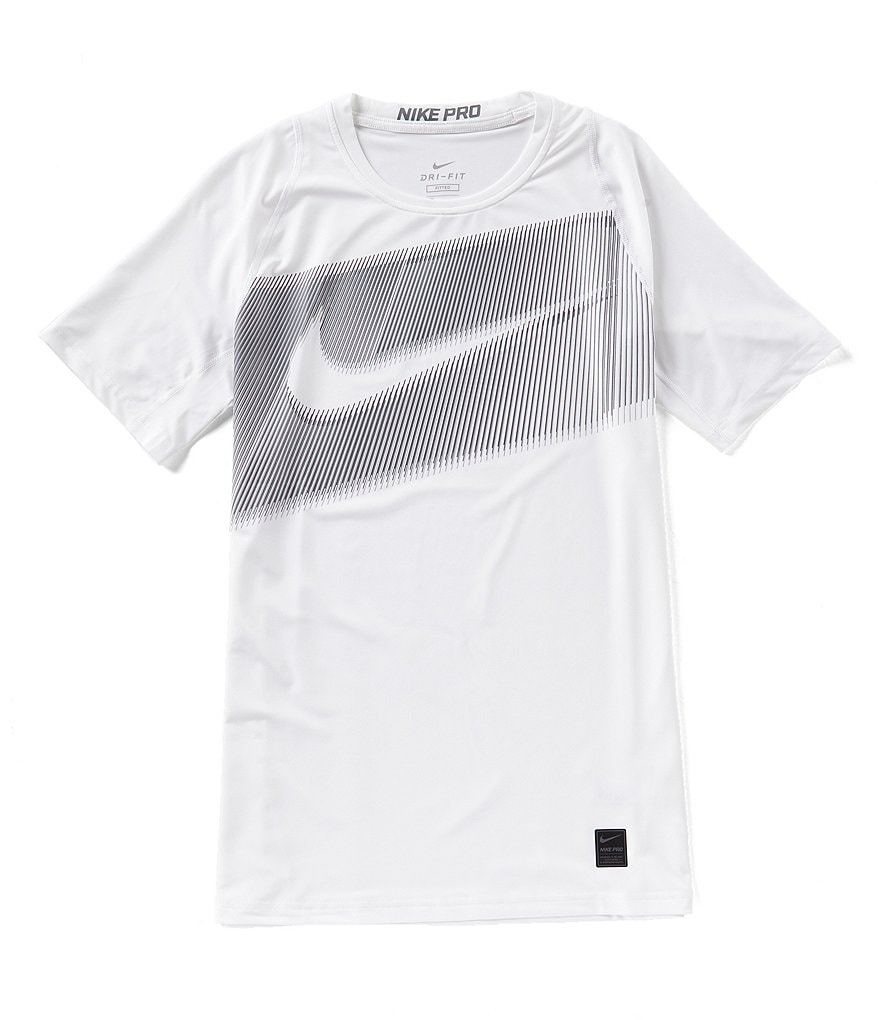 Nike Dry Pro Short-Sleeve Compression Top