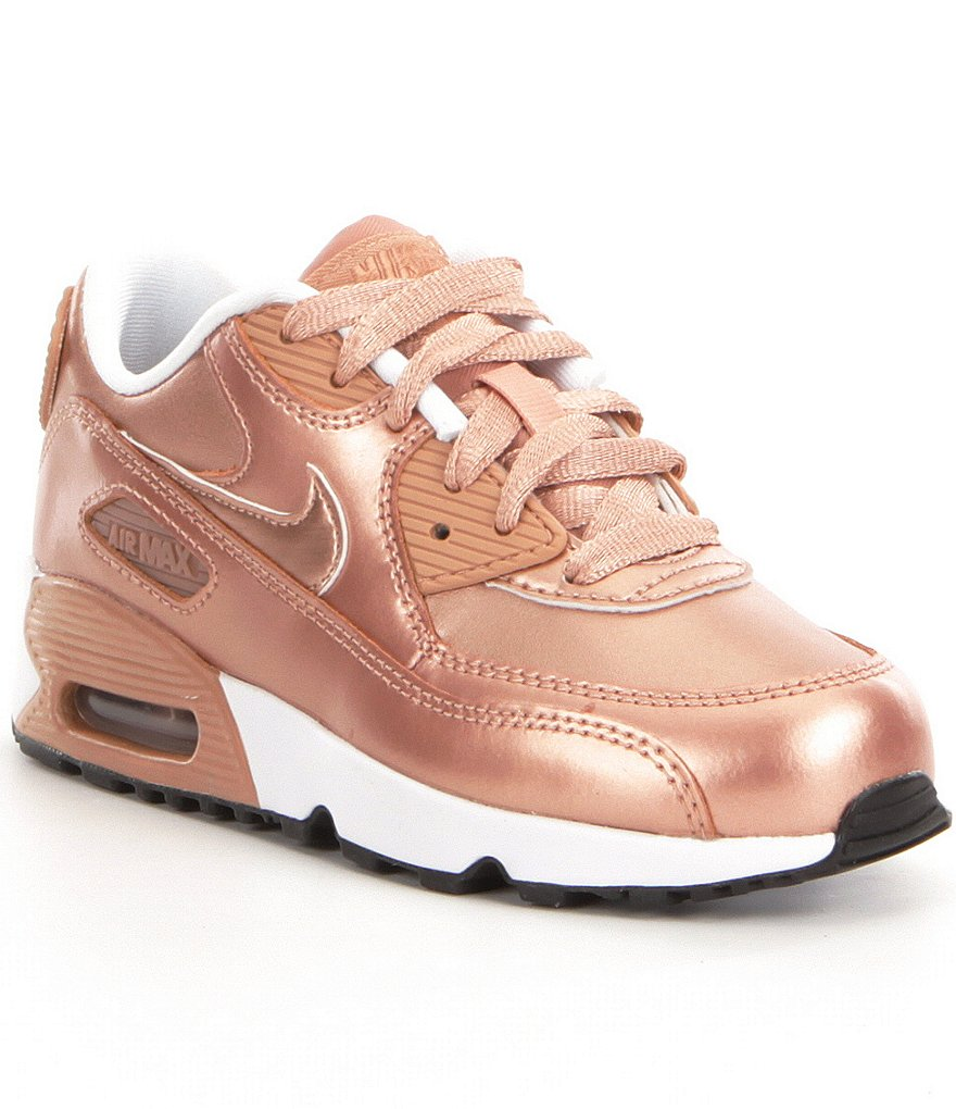 Nike Girls´ Air Max 90 SE Lifestyle Shoes