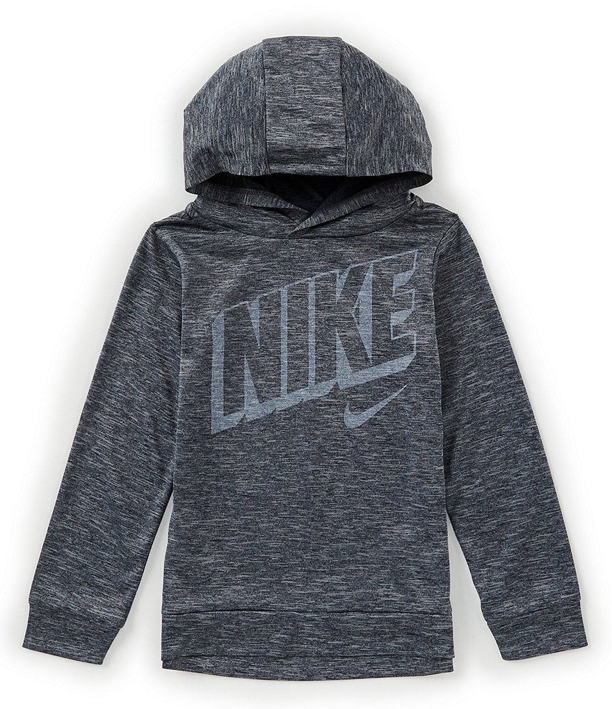 Nike Little Boys 2T-7 Dri-FIT Breath Hooded Pullover