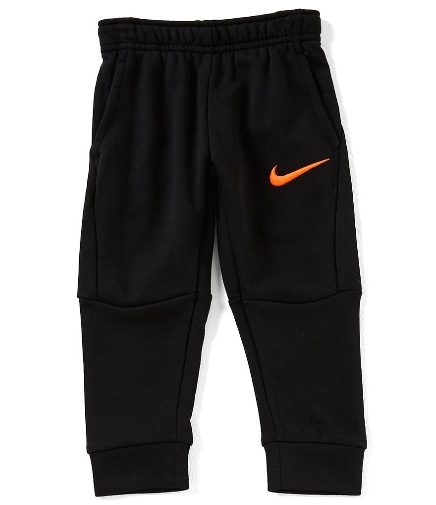 Nike Little Boys 4-7 Dri-FIT Tapered Fleece Pants