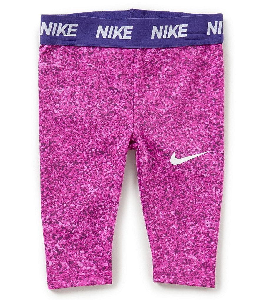 Nike Little Girls 2T-6X Dri-FIT Sport Essentials Capri Leggings