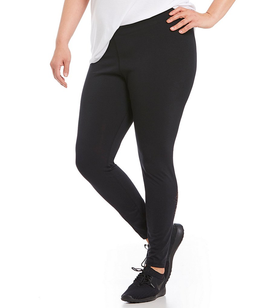Nike Plus Metallic Legging