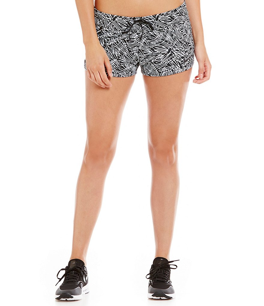 Nike Printed Gym Short Veneer