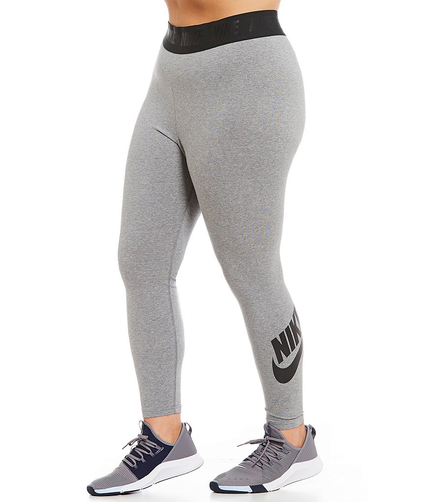 Nike Sportswear Plus Leg-A-See Leggings