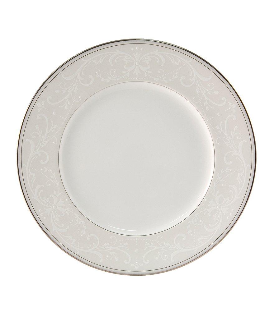 Nikko Pearl Symphony Scroll Bone China Dinner Plate  sc 1 st  Dillard\u0027s & Nikko Pearl Symphony Scroll Bone China | Dillards