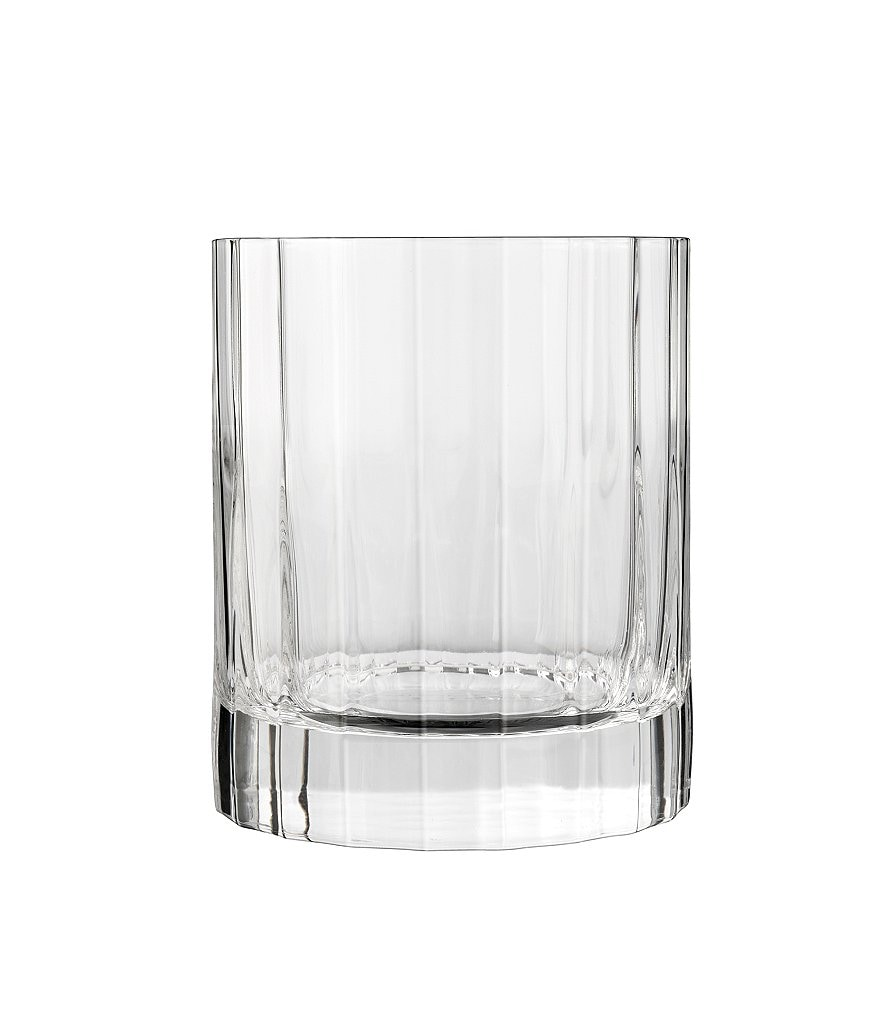 Noble Excellence Bach Retro Faceted Double Old Fashioned Glass