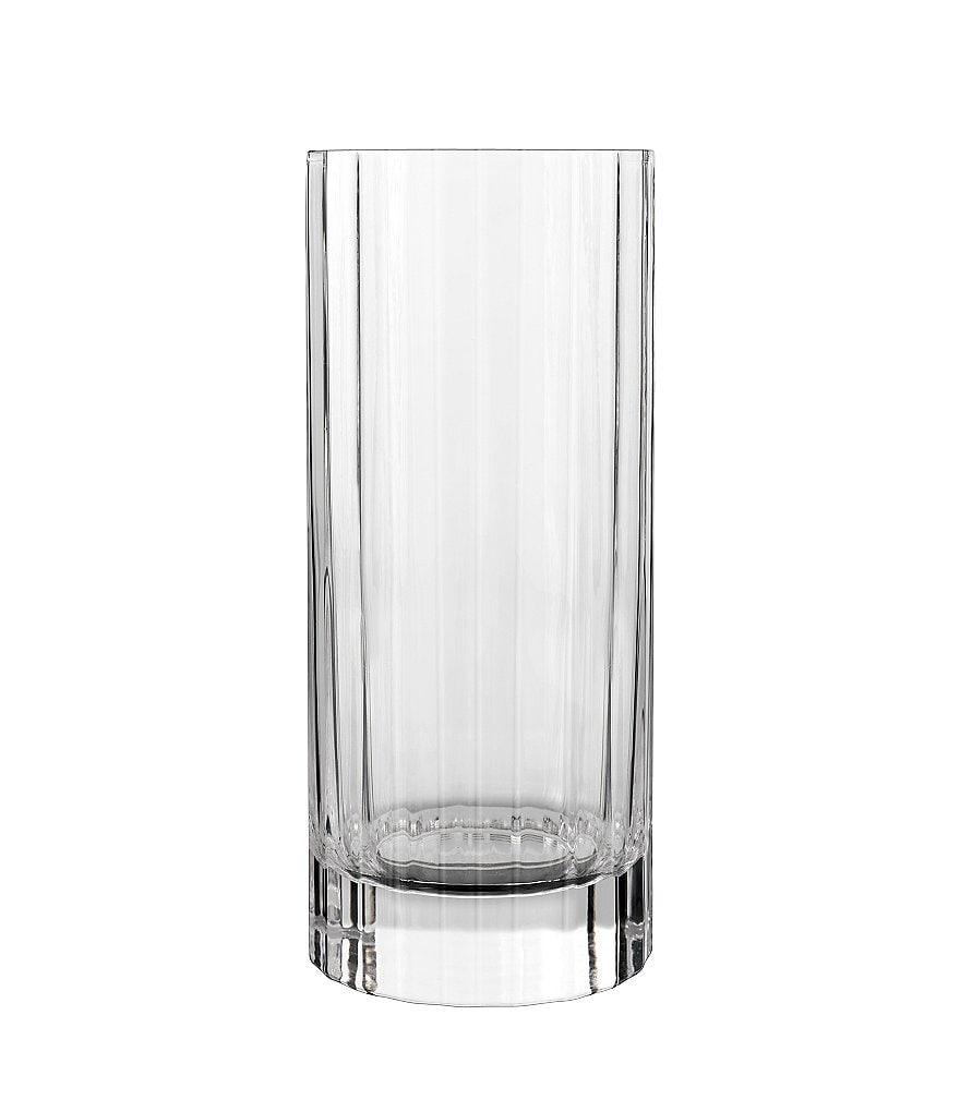 Noble Excellence Bach Retro Faceted Highball Glass