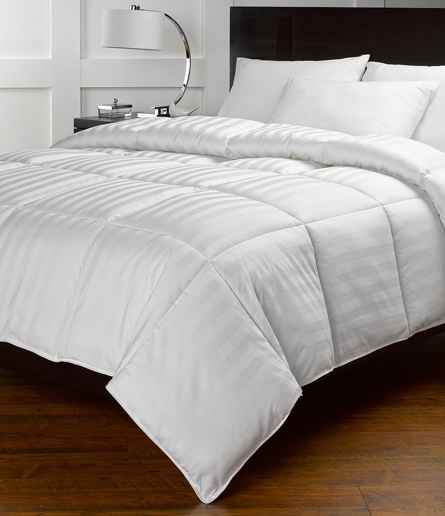 Noble excellence lightweight warmth comforter duvet insert dillards for Home design alternative comforter