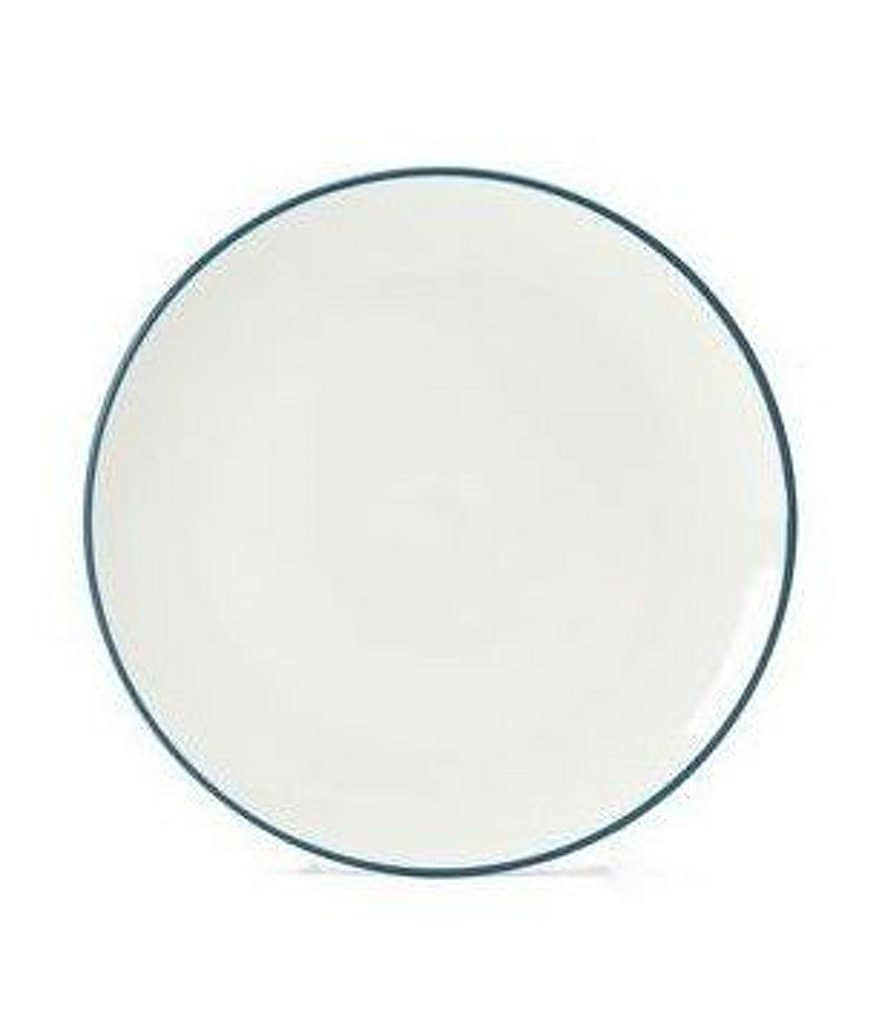 Noritake Colorwave Coupe Matte & Glossy Stoneware Salad Plate