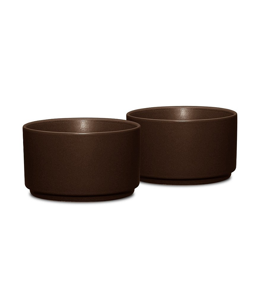 Noritake Colorwave Coupe Matte Stoneware Ramekins, Set of 2