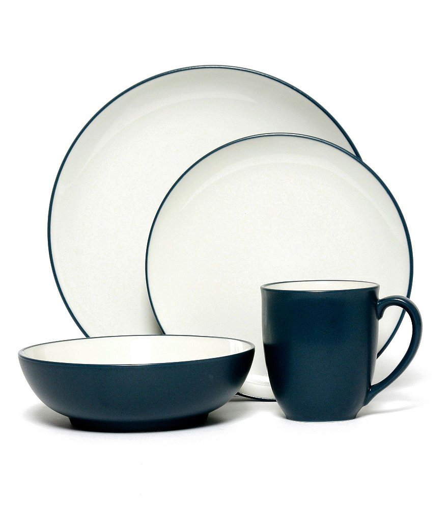 Noritake Colorwave Coupe Stoneware 4-Piece Place Setting