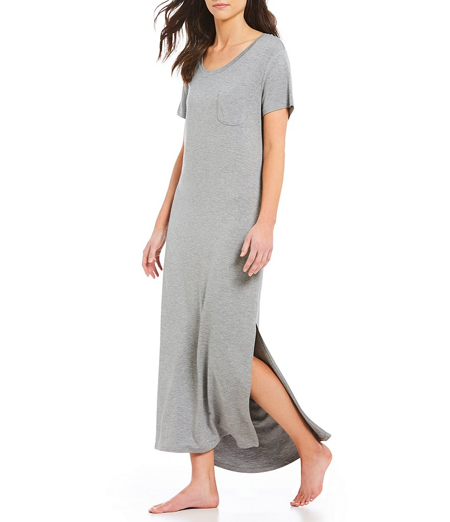 Nottibianche Maxi French Terry Sleepshirt