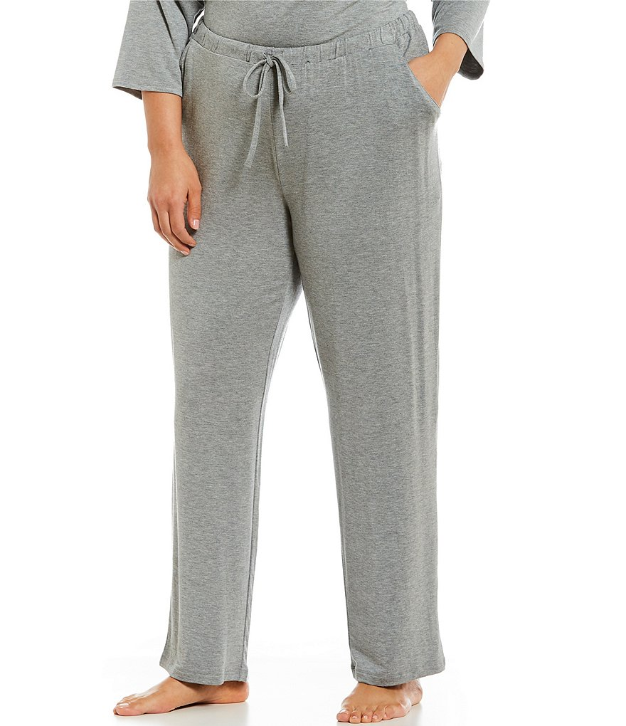 Nottibianche Plus French Terry Sleep Pants