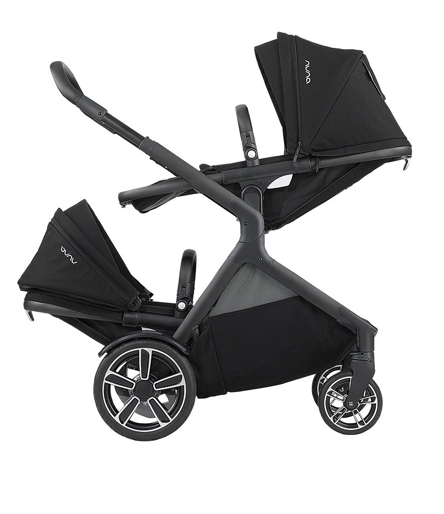 Nuna Demi Grow Stroller with Adapters, Raincover, & Fenders