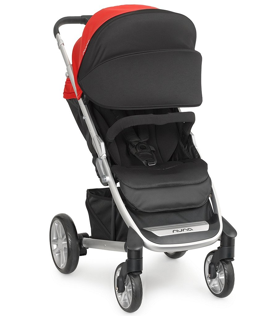 Nuna Tavo Travel System with Pipa Infant Car Seat