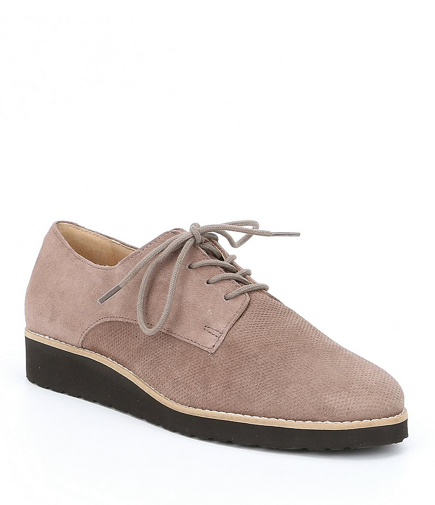 Nurture Devereaux Suede Oxfords