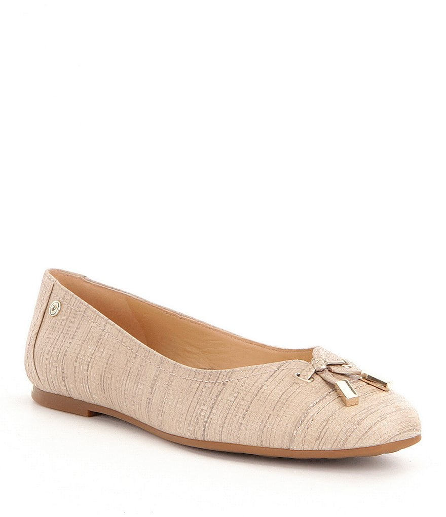 Nurture Mayler Leather Flats