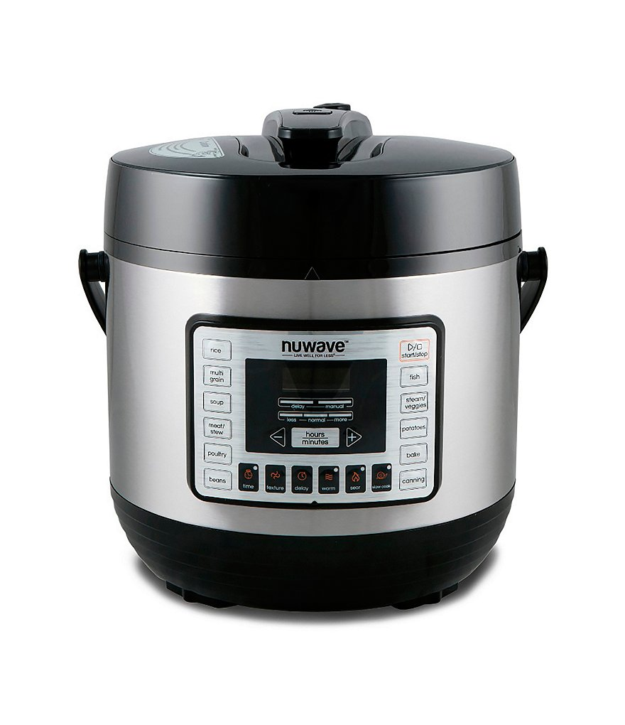 NuWave 6-Qt. Nutri-Pot Digital Pressure Cooker