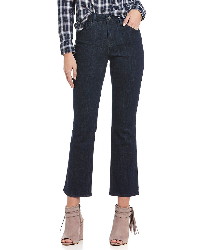 NYDJ Marilyn Straight Leg Ankle Jeans
